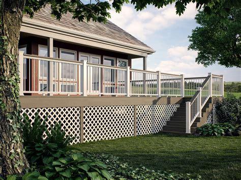 Decks.com. Deck Railing Ideas