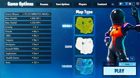 private servers update  fortnite fortnite ba