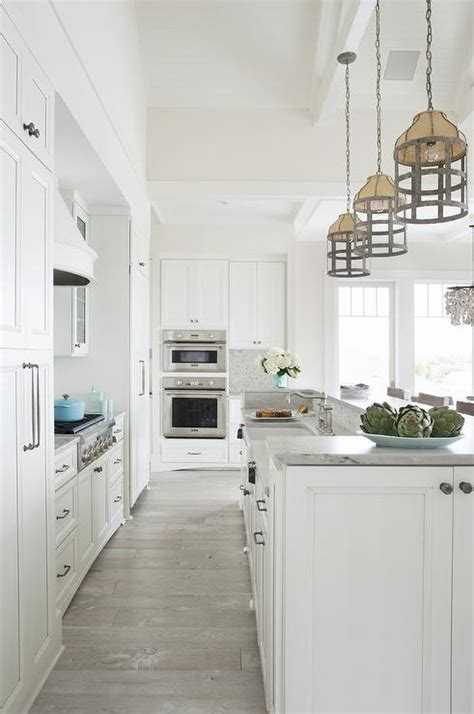 white kitchen grey floor top 25 best wood floor kitchen ideas on pinterest