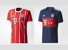 Camisetas de fútbol 20172018 análisis de las