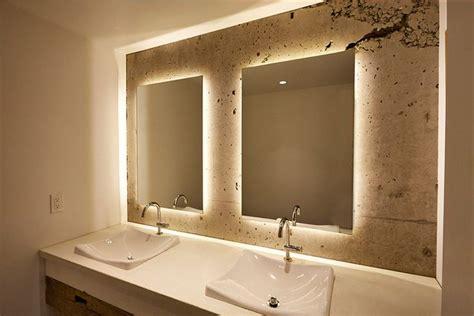 reasons      backlit mirror