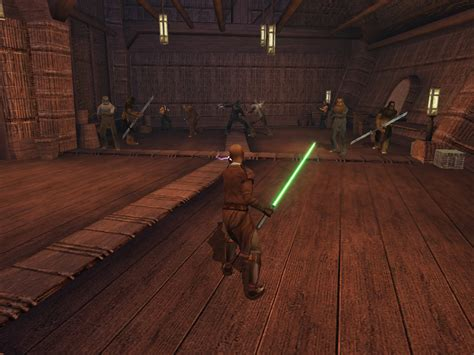 Star Wars Knights Of The Old Republichall Of The