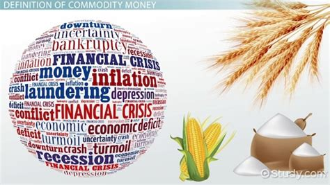 commodity type business commodity money definition exles lesson