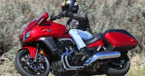 2015 Honda Shaft Drive Motorcycle