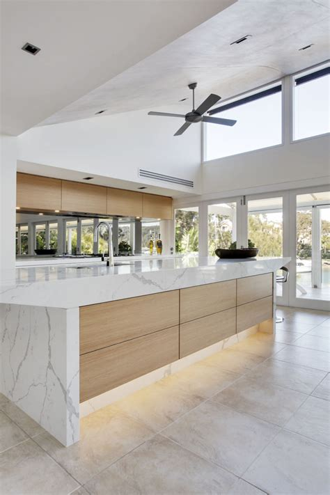 kitchen design articles designing a light and airy kitchen on the northern beaches 1090