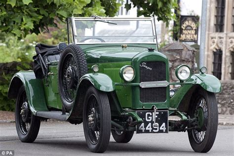 Exmoor Classic Car Collection: Vehicles from 1927 Bugatti ...