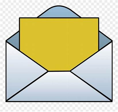 Envelope Clipart Mail Address Mailing Clip Envelopes