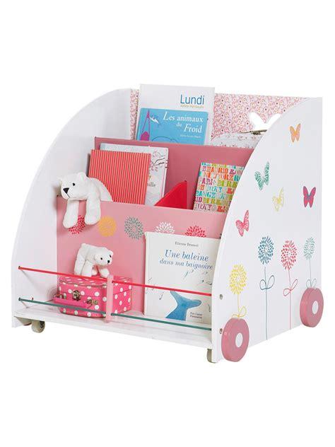 Kinderzimmer Mädchen Vertbaudet by Vertbaudet Fahrbares B 252 Cherregal Mit Motiven In Wei 223