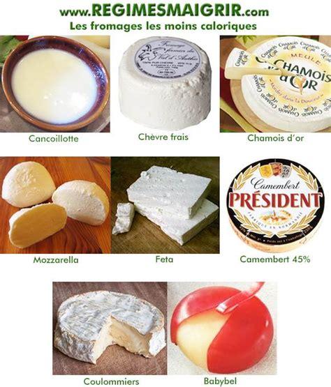 les desserts les moins caloriques fromages les moins et les plus caloriques bienfaits sant 233