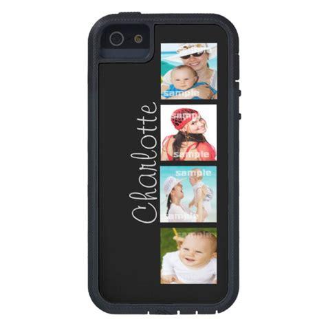 custom photo collage customizable iphone ses case