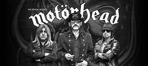 The Official Motörhead Website  Motorhead