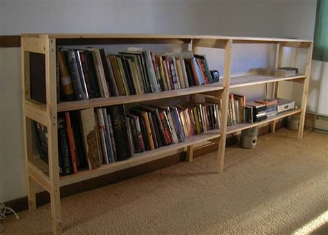 Convert A Vestby Bed Frame To A Bookcase-ikea Hackers
