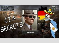 SENOR HILTER Did Hitler Really Die? CIA Secrets