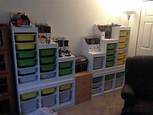 Ikea Trofast Hack : trofast ikea hacks ikea trofast playroom storage ikea storage ~ Watch28wear.com Haus und Dekorationen