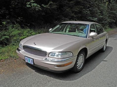 buy car manuals 1993 buick park avenue spare parts catalogs find used 1999 buick park avenue sedan 27 665 miles one owner non smoker in welches oregon