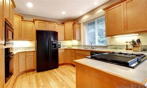 types  wood  kitchen cabinets