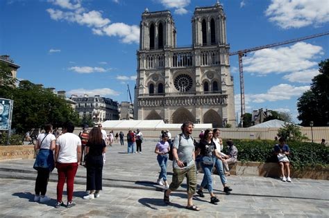 Workers to begin untangling charred metal web on Notre ...