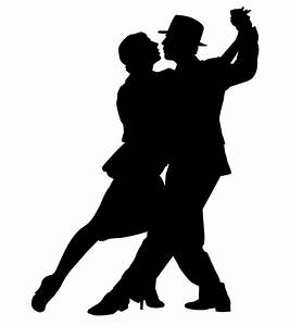 Dancing Couple Silhouette - ClipArt Best - Cliparts.co