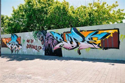 Porto Street Art: A Mural In Leça da Palmeira • GAIL AT ...