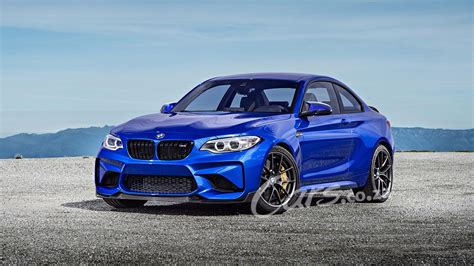 Bmw M2 Cs Details Emerge To Reveal Only 1,000 Units Will