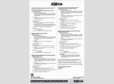 NSB Vacancies Gazette Sri Lanka ගැසට්lk