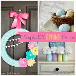 i dig pinterest simple diy spring decor ideas