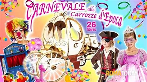 museo delle carrozze roma carnevale al museo delle carrozze