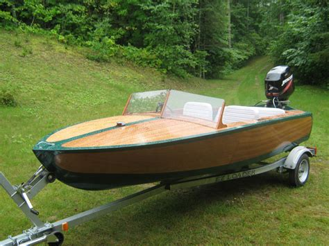 Wooden Boat Kit Plans by Getting Power Wooden Boat Kits Se Boat
