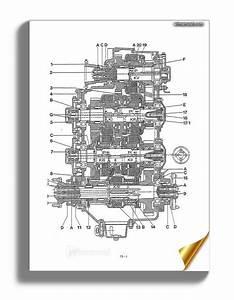 Komatsu Pc800 800lc 8 Shop Manual