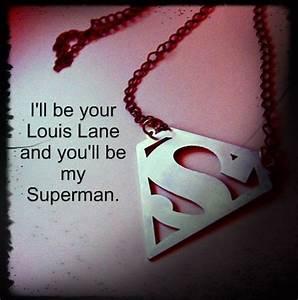 Romantic Superman Quotes. QuotesGram