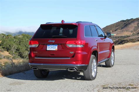 review  jeep grand cherokee summit video
