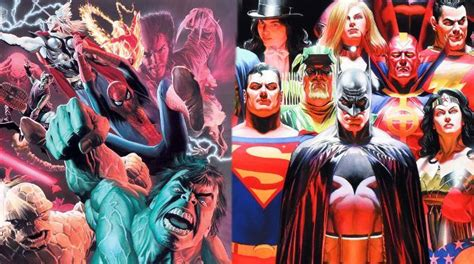 Alex Ross Explains Difference Between Marvel And Dc Characters Bachelor Of Fine Arts Nscad For Art's Sake Cards And Gifts Art House Meath Face Auto Body Shop In Murfreesboro Tn Knife Ref Artrage Keyboard Shortcuts Vs Rebelle