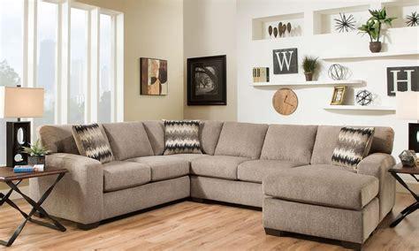 American Furniture Sofa by American Furniture 5250 Sectional Sofa Seats 5 Prime