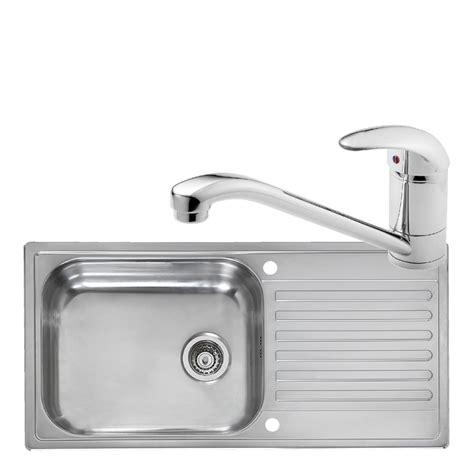 reginox kitchen sinks reginox minister reversible kitchen sink with zambesi tap 1820
