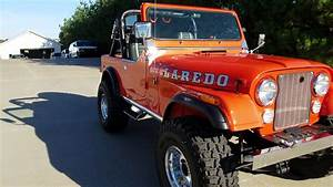 1980 Jeep Cj7 Fully Restored To 100  New