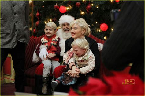 Santa Claus Visit With Family!