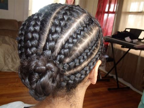 different kinds of curls cute protective hairstyle for