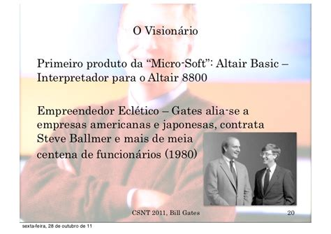 Bill Gates Resumen Biografia by Biografia De Bill Gates Parte 3