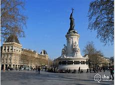 Paris 11th district rentals for your vacations with IHA direct