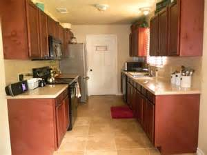 corridor kitchen design ideas corridor style kitchen photos
