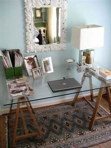 Glas Tischplatte Ikea : 20 cool and budget ikea desk hacks hative ~ Orissabook.com Haus und Dekorationen