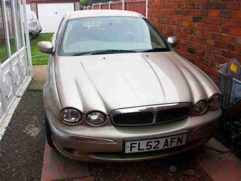 Jaguar 2002 X Type V6 Se Auto Beige. Car For Sale