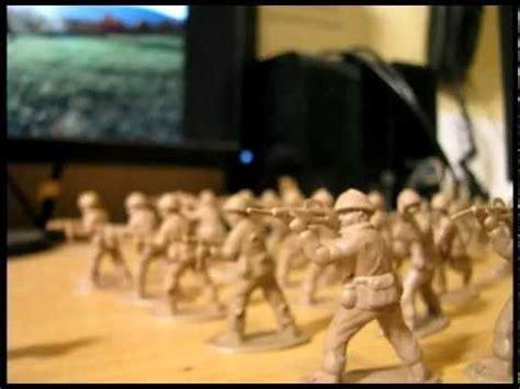 Plastic Army Men The Battle Of Little Desktop Youtube