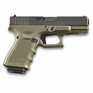 "Glock G19 Gen4, Semi-Automatic, 9mm, 4.01"" Barrel, 15+1 ..."