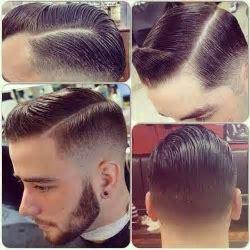 Pompadour Men Taper Fade Haircut   newhairstylesformen2014.com