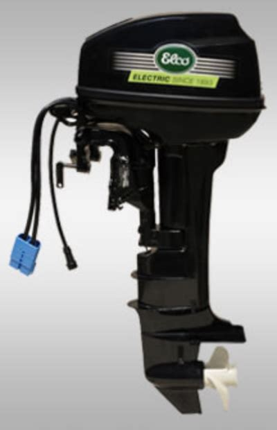 elco hp  electric outboard ep