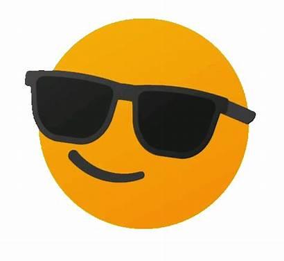 Smiley Animated Emoji Faces Sunglasses Animation Gifs