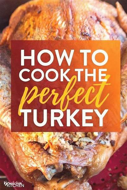 Turkey Cook Perfect Recipes Dinner Recipe Thanksgiving