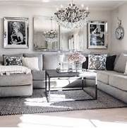 Modern Decor For Living Room by Modern Glam Living Room Decorating Ideas 19 Homadein
