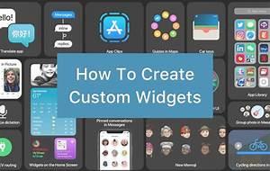 How, To, Get, Custom, Widgets, In, Ios, 14, To, Customize, Iphones
